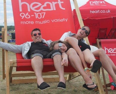 Air Tattoo 2014- Giant Deckchair