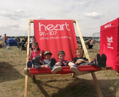 Air Tattoo 2014- Giant Deckchair