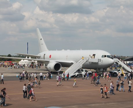 Air Tattoo 2014- Planes on the Ground