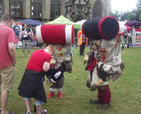 Bristol Harbour Festival 2014