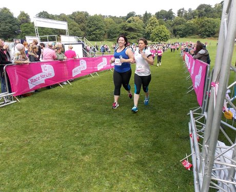 Dudley AM: Finish Line