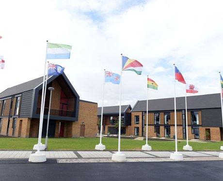 Glasgow 2014 Athletes' Village