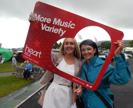 Heart Angels at Cartmel Race Course