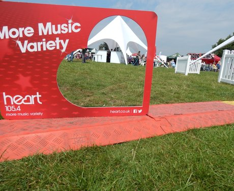 Heart Angels at Tatton Park Foodies Festival