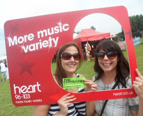 Heart Angels: Brentwood Festival (19 July 2014)