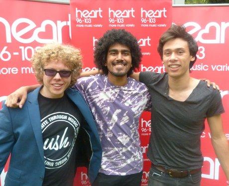 Heart Angels: Cazfest Part 1 (12 July 2014)