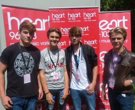 Heart Angels: Cazfest Part 1 (12 July 2014)