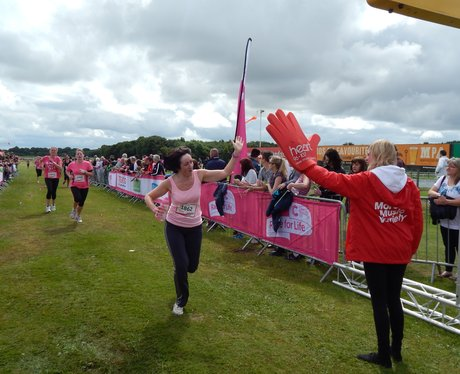 Heart Angels: Haydock RFL, 13th July