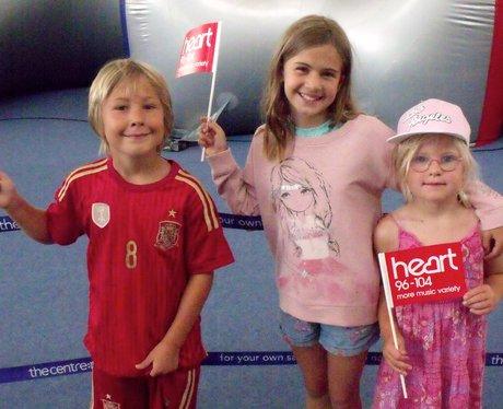 Heart Angels: International Festival (19 July 2014