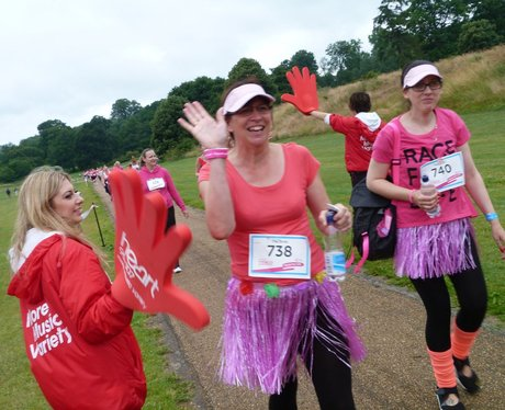 Heart Angels: Maidstone Race For Life 10k - The Ra