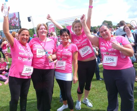 Heart Angels: Maidstone Race For Life 5k - The Med