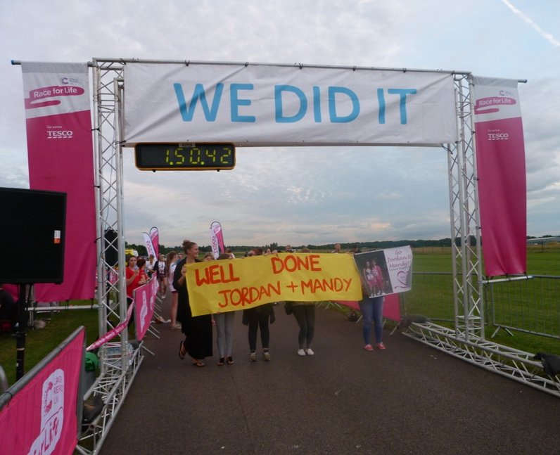 Heart Angels: Race For Life Epping Part 2 (16 July)