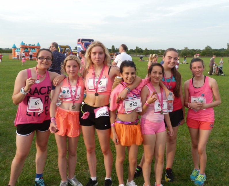 Heart Angels: Race For Life Epping Part 2 (16 July