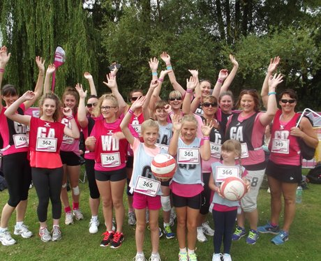 See all your photos from today's Race For Life in