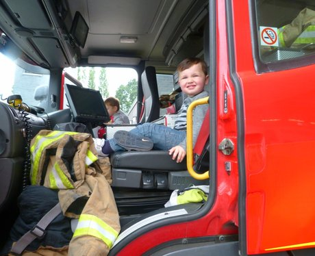 Heart Angels: Rayleigh Fire Station Open Day (12 J