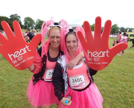 Heart Angels: RFL Heaton Park Sunday 13th July Par