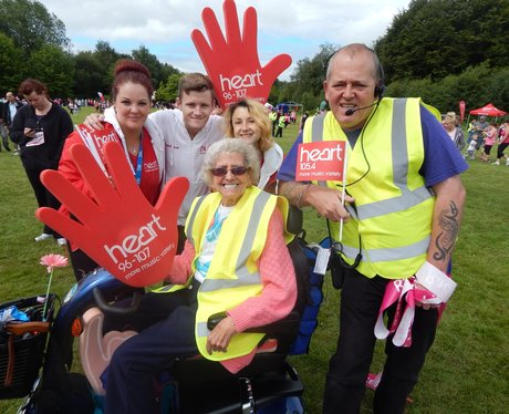 Heart Angels: RFL Heaton Park Sunday 13th July Par