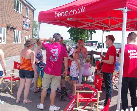 Heart Angels: Sedgefield Racecourse