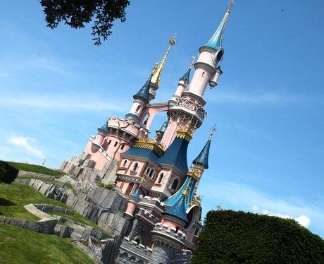 Heart Breakfast in Disneyland Paris