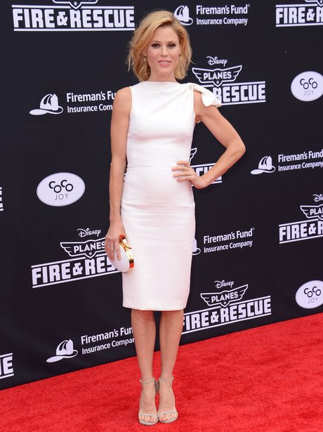 julie bowen on the red carpet