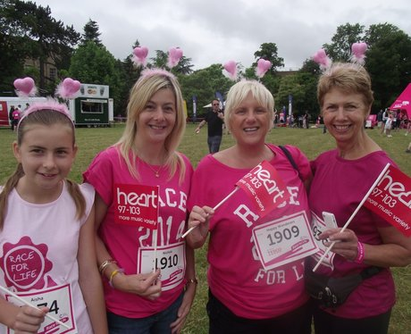 Oxford Race for Life 2014
