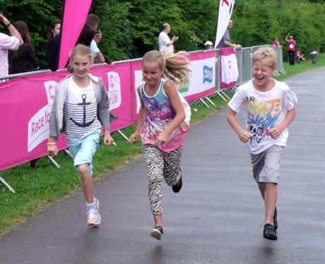Race For Life 2014 - Stevenage - The Race