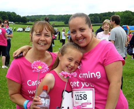 Race For Life 2014 - Stevenage Smiles