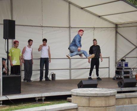 Swansea Skate & Street Festival 2014
