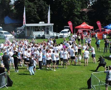 Wakefield Colour Run