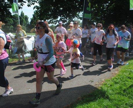 Wakefield Colour Run