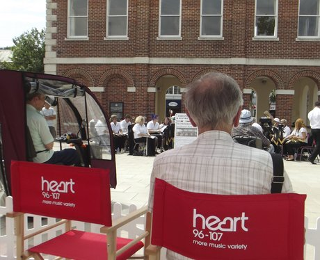 Heart Angels: Saxon Square!