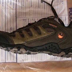 Alan Jeal walking shoe