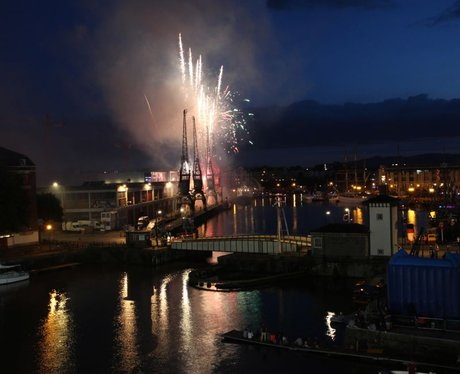 Bristol Harbour Festival July 2014