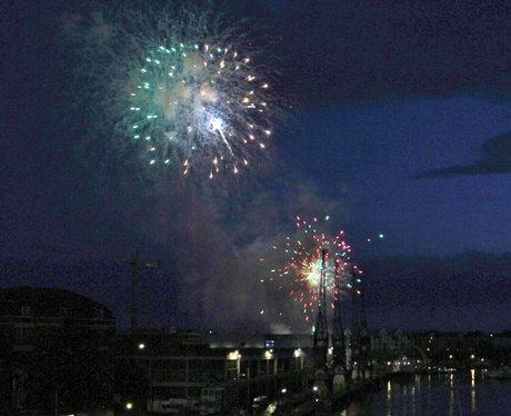 Bristol Harbour Festival July 2014
