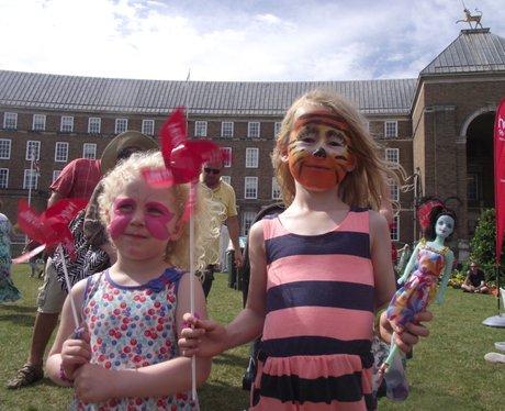 Bristol Harbour Festival Sunday 2014
