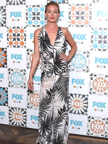 Cat Deeley on the red carpet