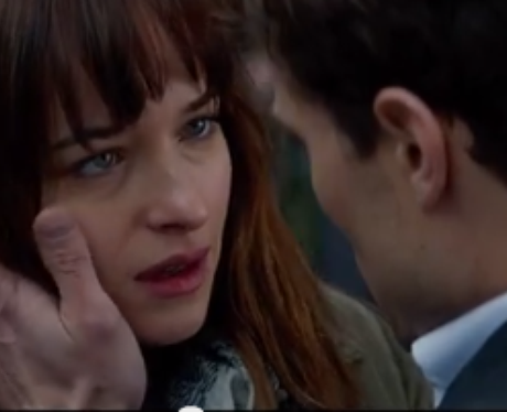 Dakota johnson admits she found filming some scenes for What kind of movie is fifty shades of grey