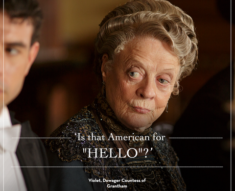Violet Dowager Countess