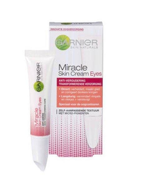 garnier miracle cream anti ageing