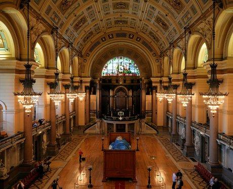 Giant Spectacular (Memories of 1914) in Liverpool