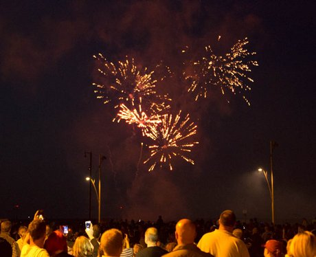 Great Yarmouth Fireworks 2014 Wk:1