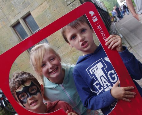 Heart Angels: Alnwick Splash Event