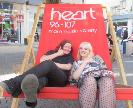 Heart Angels: Bristol Shopping Quarter Grand in th