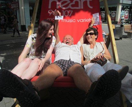 Heart Angels: Bristol Shopping Quarter Grand in th