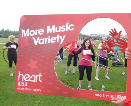 Heart Angels: Chester RFL Sunday 20th July Part 1