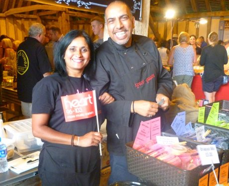 Heart Angels: Essex Food And Drink Festival (19/20