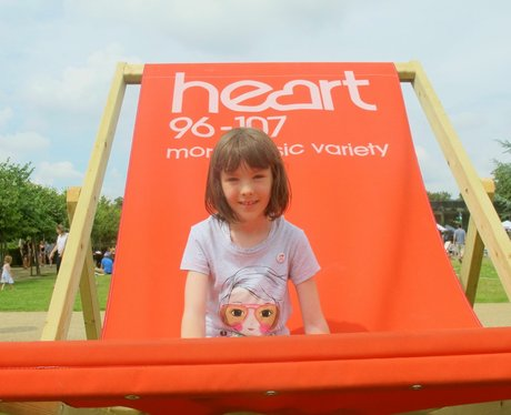 Did you have your photo taken in our giant deckcha