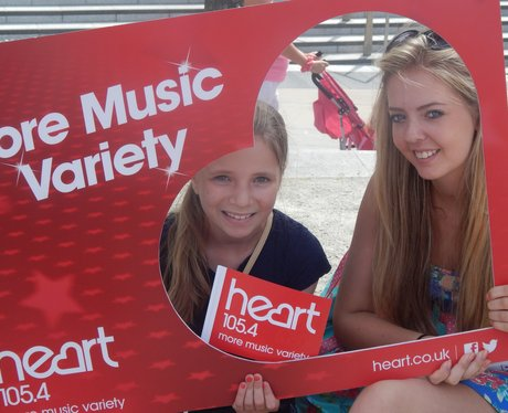 Heart Angels: Liverpool Giants 26th July 2014 Part