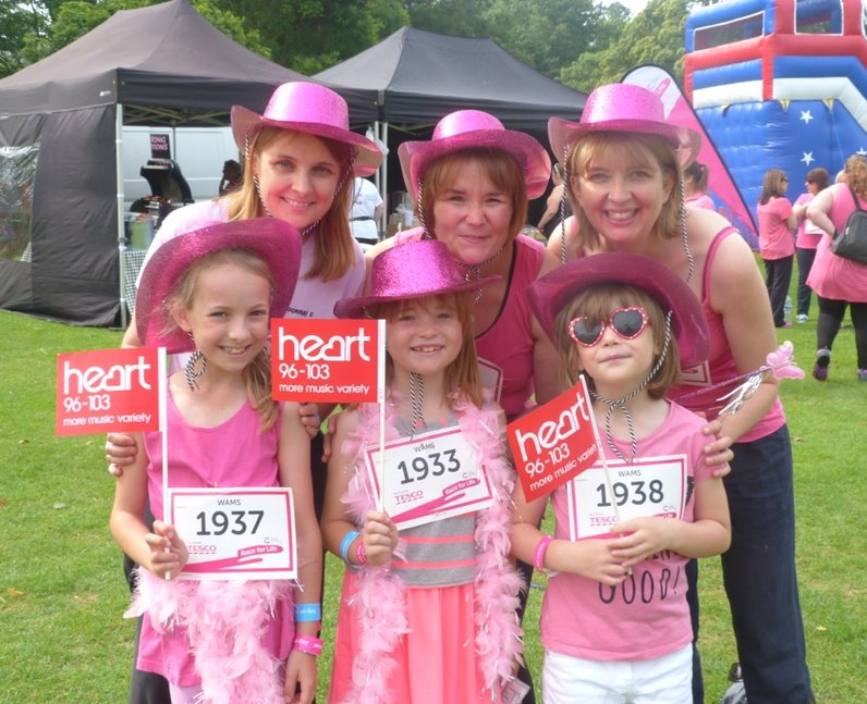 Heart Angels: Race For Life Colchester Part 1 (20