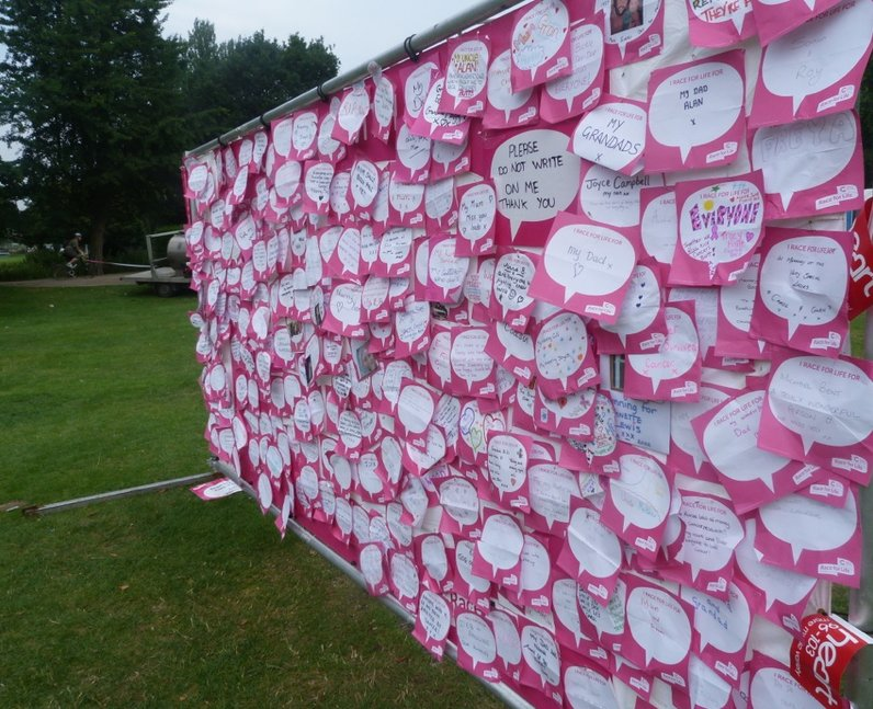 Heart Angels: Race For Life Colchester Part 2 (20